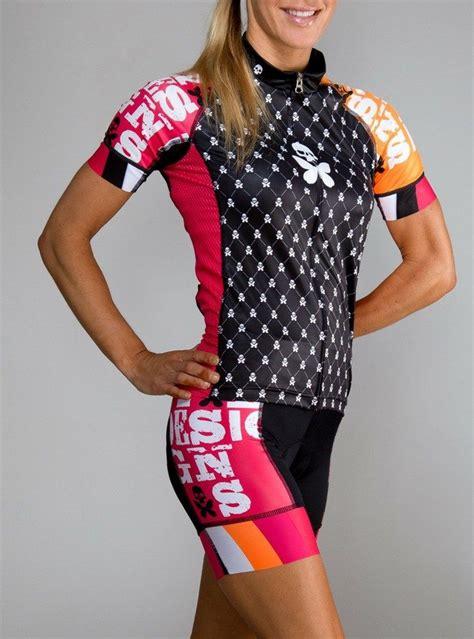 Diseño de uniformes ciclistas para mujer, tendencias para ...