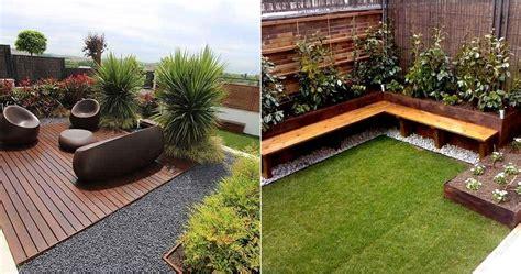 Diseño en jardines pequeños o detalles que marcan la ...