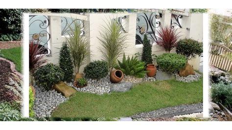 Diseño hermoso del jardín para los espacios pequeños para ...