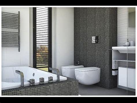 Diseño Interior: Cuartos de baño con bañera y ducha   YouTube