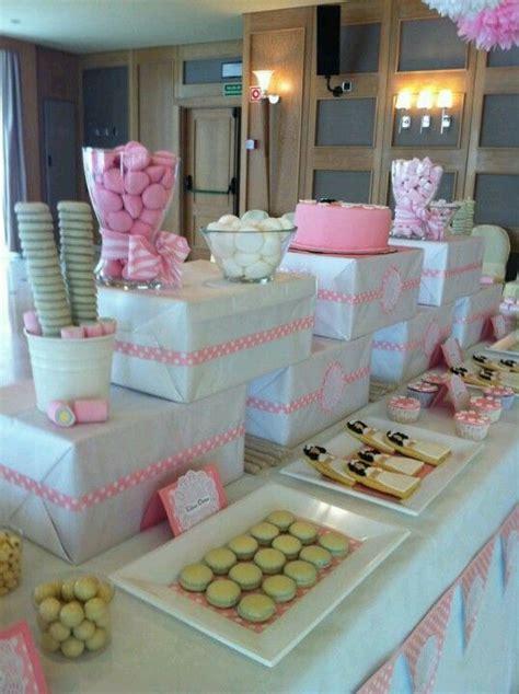 Diseño y decoracion de eventos. Mesa dulce para comunion ...