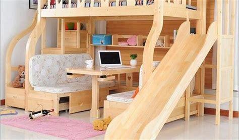 Diseños de camas de madera para niños 1 es litera