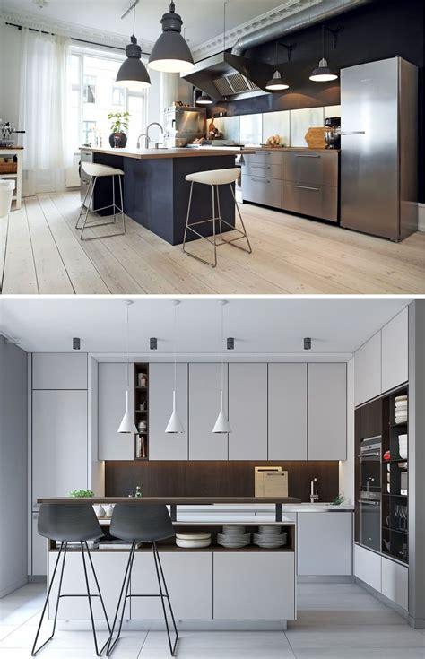 Diseños de cocinas 2021 70 imágenes y tendencias modernas