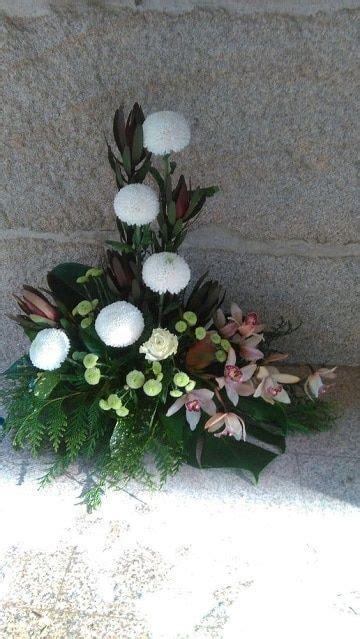 Diseños de ofrendas y arreglos florales para difuntos ...