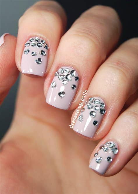 Diseños De Uñas Con Piedras ~ Maquillaje... Tips ...