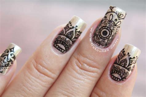 Diseños de uñas fácil y rápido   DEKO UÑAS   Moda en tus uñas