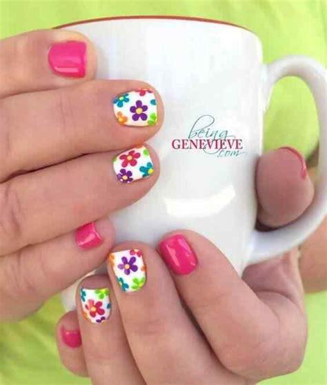 Diseños de uñas FÁCILES Y BONITAS   IMPERDIBLES
