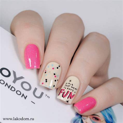 diseños de uñas juveniles #unasesculpidas   Uñas cortas ...