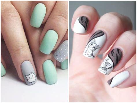 Diseños de uñas para quienes aman locamente a los gatitos ...
