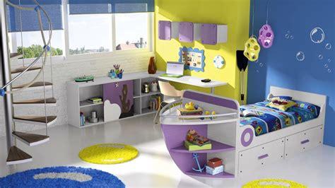 Diseños e ideas modernos para cuartos de niños y niñas ...