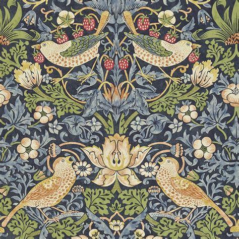 Diseños que perduran: Los estampados de William Morris ...