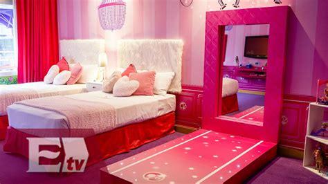 Disfruta de la habitación de Barbie en el hotel Hilton ...