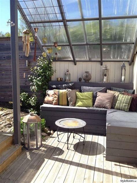 Disfruta de tu terraza en otoño | Diseño de terraza ...