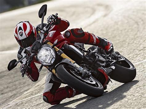 Disfruta de una desmocaña mientras conoces la nueva Ducati ...
