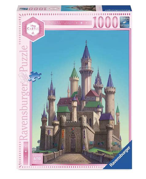 Disney Castle Collection Aurora Sleeping Beauty Castle ...