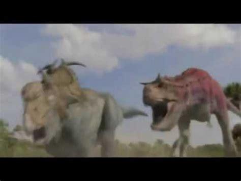 Disney Dinosaur   The Attack   Carnotaurus Resounded   YouTube