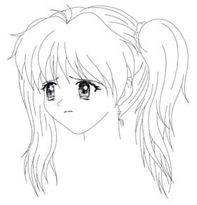Disney, Fannah Montana: como dibujar anime P3
