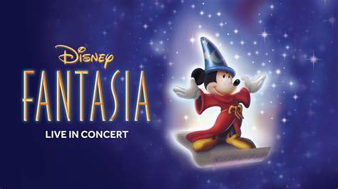 Disney Fantasia: Live in Concert   Royal Albert Hall ...