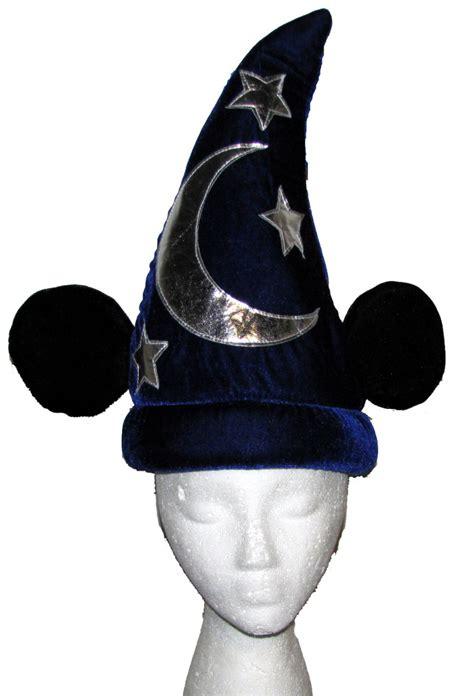 Disney Mickey Mouse Wizard Fantasia Child Costume Hat | eBay