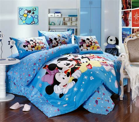 Disney Minnie Mouse 8pcs Comforter Set in a Bag Twin Full ...