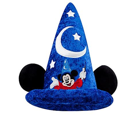 Disney Parks Exclusive Fantasia Sorcerer Mickey Mouse Ear ...
