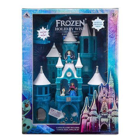 Disney Parks Frozen Holiday Wish Walt Disney World Castle ...