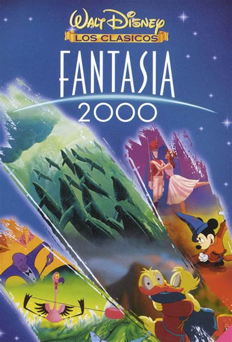 Disney por Mega: Fantasía 2000