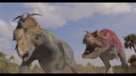 Disney s Dinosaur   The Carnotaurus attack scene  HD ...