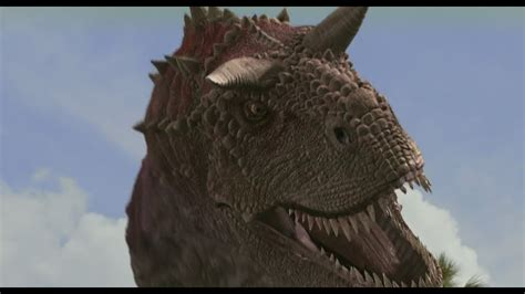 Disney s Dinosaur The Carnotaurus Attack   YouTube