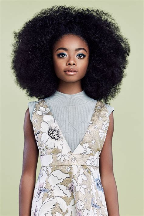 Disney's Skai Jackson Is The Definition of Black Girl Magic
