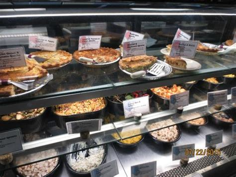 display case   Picture of Wild Oats Bakery & Cafe ...