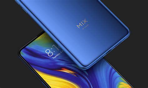 Disponible el Xiaomi Mi Mix 3 5G, el primer 5G en España