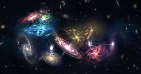 Distant galaxies will merge into the biggest structure in ...