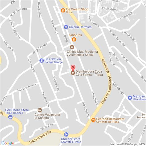 Distribuidora Coca Cola Femsa   Tlapa — Tienda en Tlapa