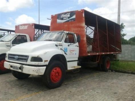 Distribuidora da Coca Cola leiloa caminhões e peças   A ...