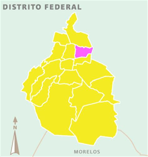 Distrito Federal   Venustiano Carranza