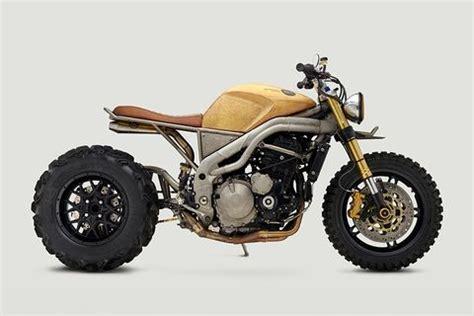 Dit is de allerdikste custom made Triumph die je deze week ...