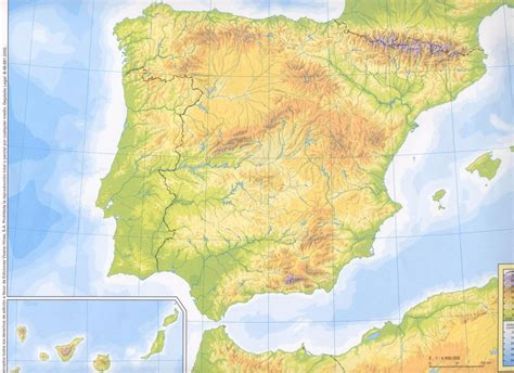 DIVERSIDAD DE CLIMAS ESPAÑOLES