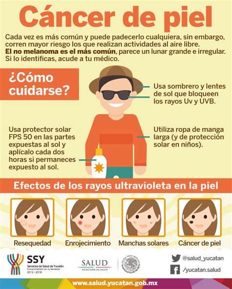 Diversos tipos de cáncer   Servicios de Salud de Yucatán