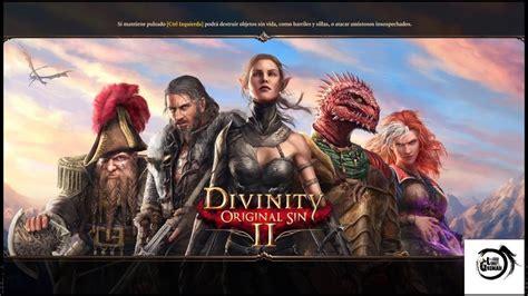 Divinity Original Sin II Episodio 1   YouTube