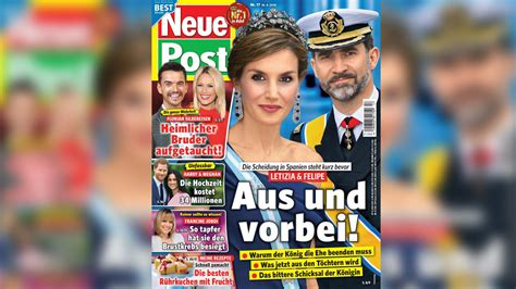 Divorcio de Felipe y Letizia, ¿podrían separarse los reyes ...