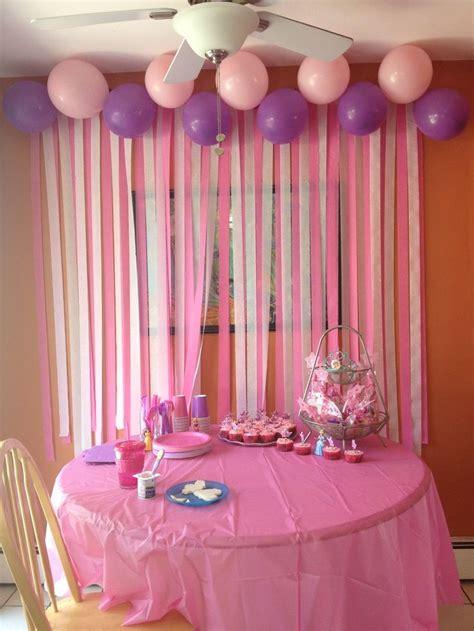 DIY birthday party decorations! | Colton | Guirnaldas para ...