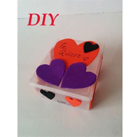 DIY, Como decorar una caja para San Valentín, Decorate box