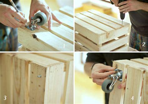 DIY Cómo hacer una caja de madera para los juguetes ...