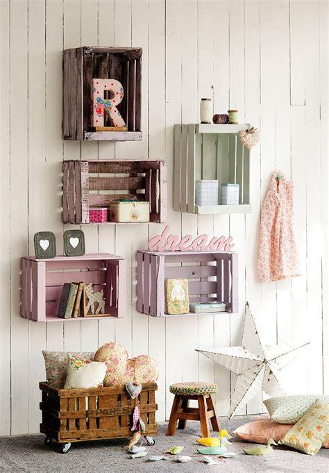 DIY: Con estas cajas de madera...¡7 ideas super bonitas ...