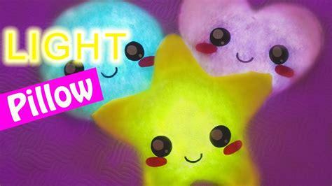 DIY crafts: LIGHT PILLOW very easy!   Innova Crafts   YouTube