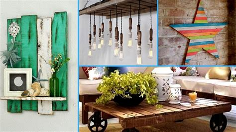 DIY Creative ways to Recycle Wooden Pallets 2017   Pallet ...