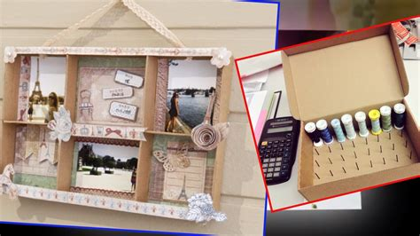 DIY Ideas With Recycled Shoe Box PROJECTS THAT WILL MAKE ...