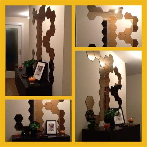 DIY Iniciales con los espejos de IKEA, decorando la ...
