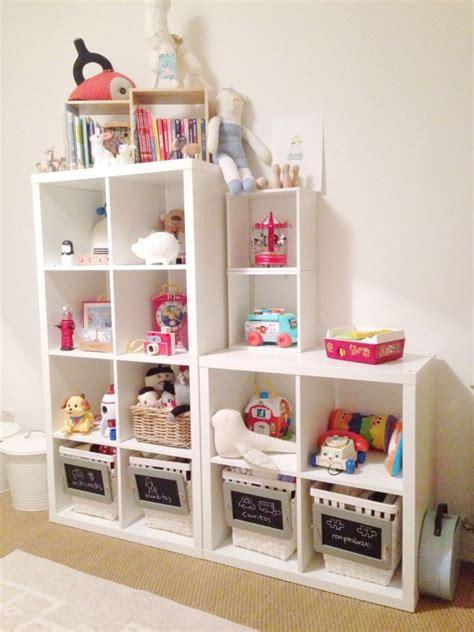 DIY: Organizador de juguetes: Ikea Módulo, Cestos | NAC ...
